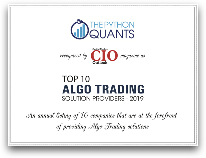 Top 10 Algo Solutions Provider